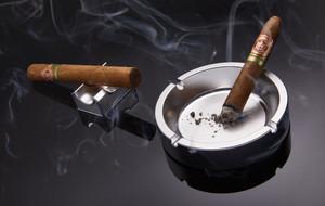 Ashtrays + Cigar Rests
