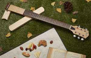 The Innovative Foldable Guitar