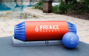 The Hot & Cold Fitness Roller