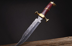 Exceptional Damascus Steel Blades