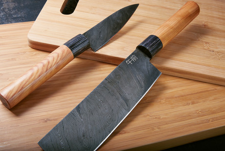 Elegant Kitchen Knives