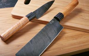 Elegant Kitchen Knives