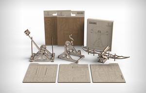Da Vinci Machine Kits