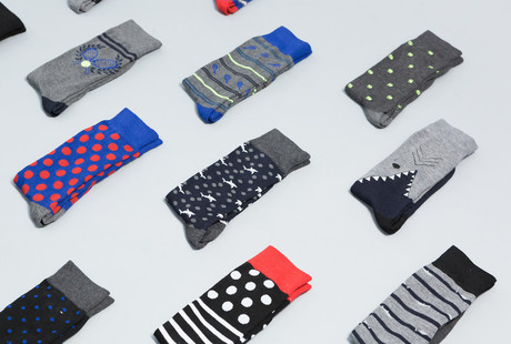 Update Your Sock Collection