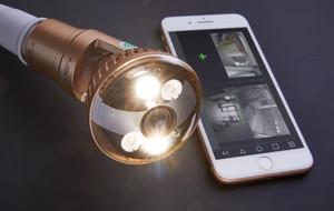 Light Bulb Wifi Security Camera