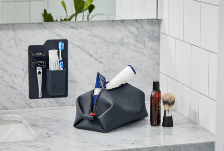 Bath Accessories + Organization