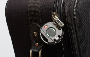 The Smart Luggage Lock + Tracker