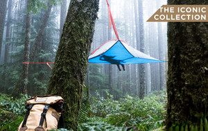 Adaptable, Versatile Tree Tents