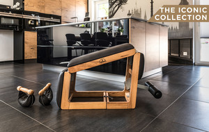 Sustainable Wood Fitness Gear