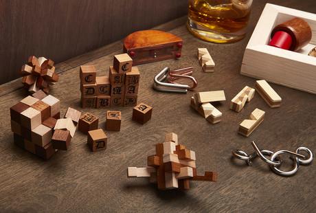 Brain-Stimulating Puzzles