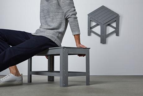 Cross-Dimensional Furniture