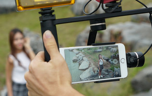 Smartphone Stability Mount