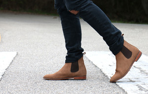 Casual Boots + Slippers