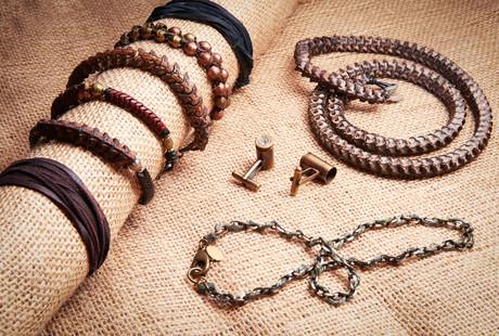 Bohemian Bracelets & Cufflinks