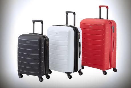 Hard Shell German Luggage