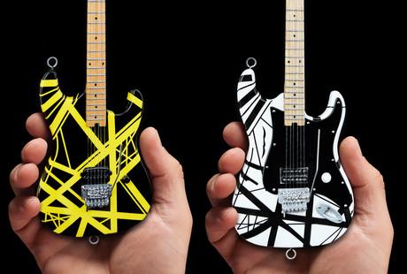 Licensed, Mini Guitar Replicas