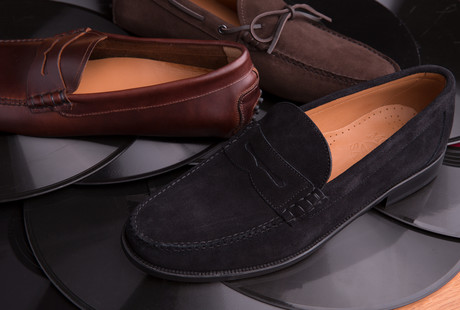 Loafers + Moccasins with Style
