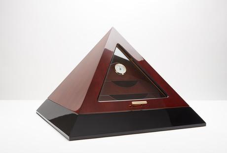 The Pyramid Humidor