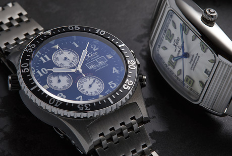 Evolved Timepieces