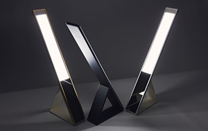 Luxelamp Cordless Led Gesture Activated Lamps Touch