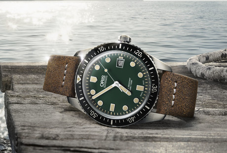 Up to 55% Off Swiss Watches Made Since 1904