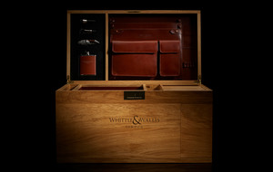 Handcrafted Wooden Chests & Trays