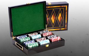 Party Ready Table Games + Poker Sets
