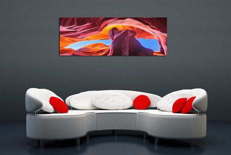 Nature Panoramics On Canvas