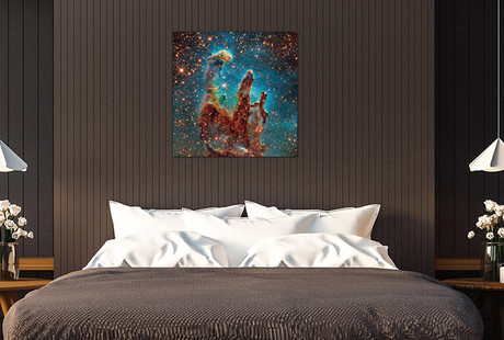 Intergalactic Images on Canvas