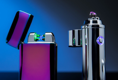 Upgraded Plasma Lighters