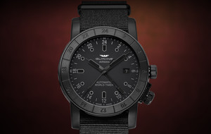 Up to 80% Off Iconic Military & Aviation Watches