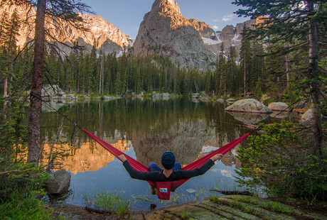 Adventure Hammocks and Backpacks