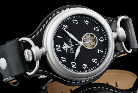 Trans-Siberian Railway Inspired Timpieces