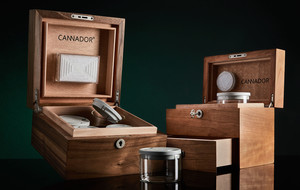 Cannabis Humidors