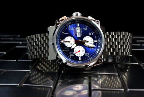 Auto Inspired Swiss Watches