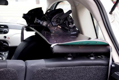 The Interior Car Rack