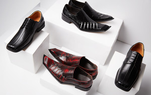 Refined Dress Shoes
