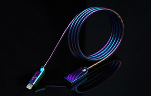 Sleek + Smart Phone Cables