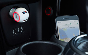 The Smartest Car Charger