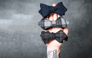 Ties + Bow Ties + Pocket Squares