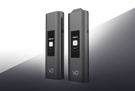 Compact + Powerful Dual Mode Vaporizers