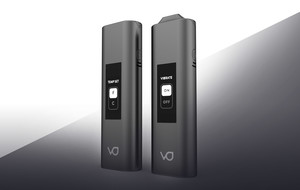 Compact + Powerful Dual Mode Vaporizers