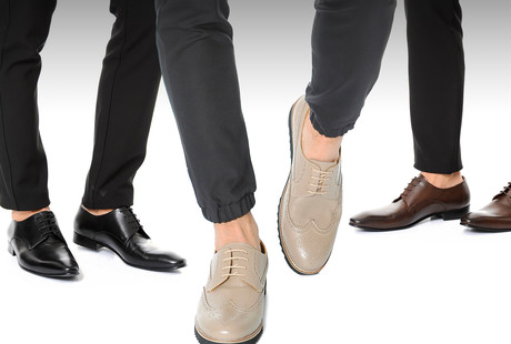 Versatile + Stylish Casual Dress Shoes
