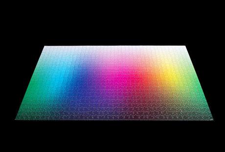 The 1000 Color Puzzle