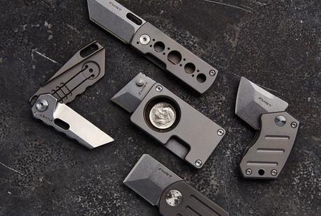 Compact Micro Knives