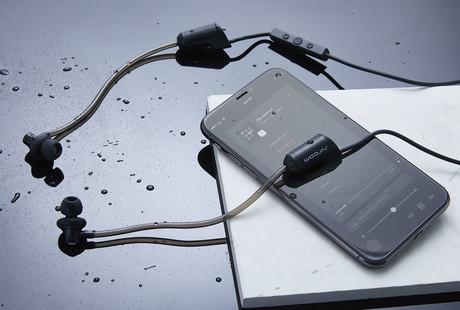 Lighter Than Air Bluetooth Earphones