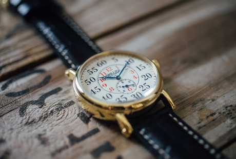 American Heritage-Inspired Watches & Goods