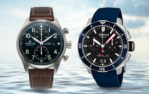 Up to 75% Off Enduring Swiss Craftsmanship
