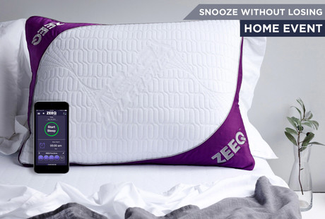 Intelligent Pillow, Smarter Sleep