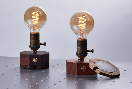 The Wireless Edison Bulb Lamp